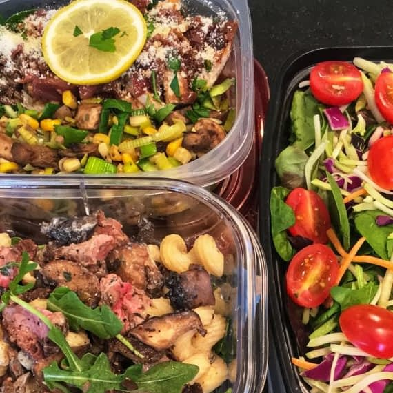 meal prep chef
